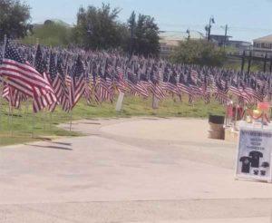 9/11 Healing Field (Tempe, AZ)